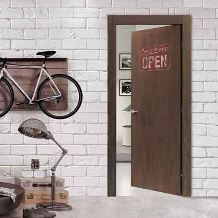 Bertolotto Porte Fashion Corten