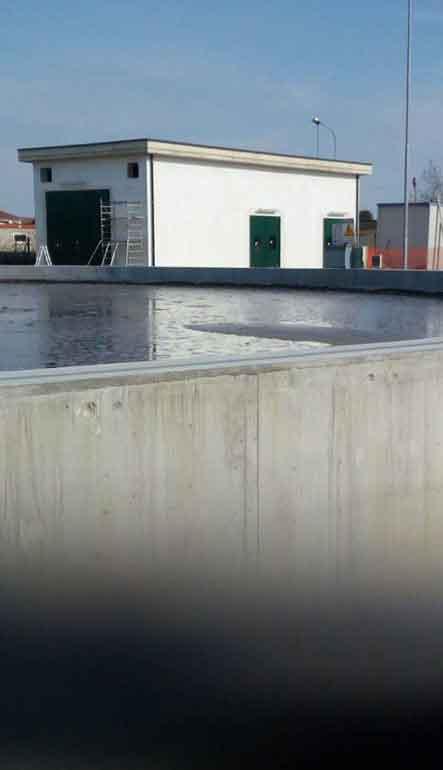 Depuratore Smat Torino