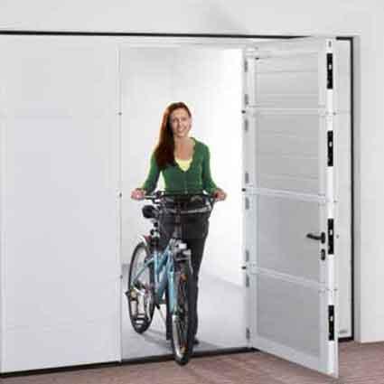 Porte Sezionali Residenziali da Garage Novoferm