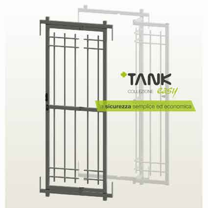 Tank Easy Sicurezza