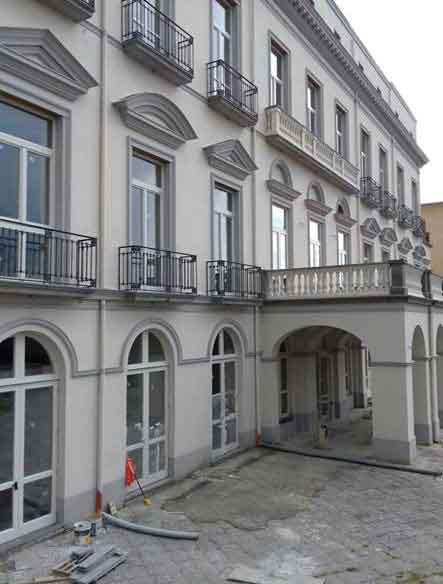 Villa Caposele