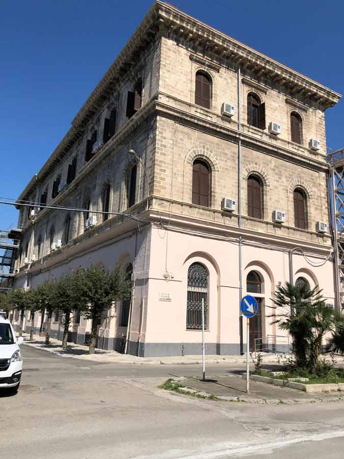 Caserma Marina Militare di Taranto