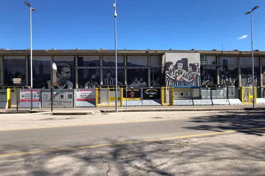 Stadio Del Duca - Ascoli