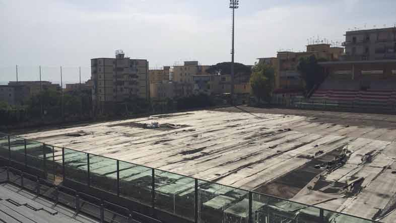 Stadio Amerigo Liguori - Torre del Greco