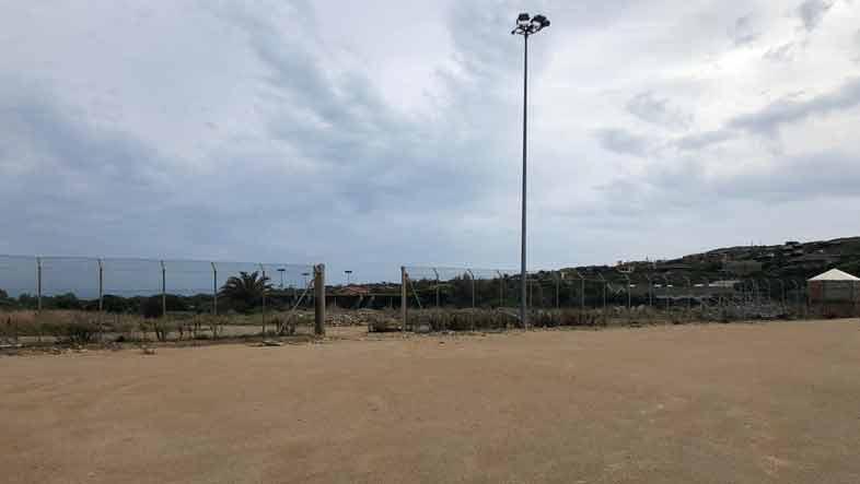 Stadio Comunale Rocca Ruja - Stintino