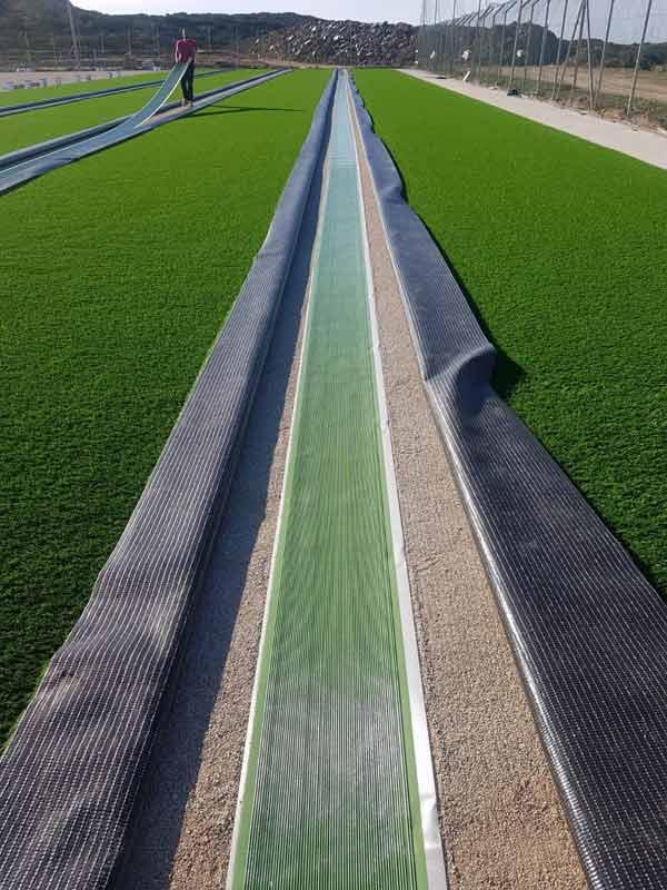 Stadio Comunale Rocca Ruja Stintino Sardegna